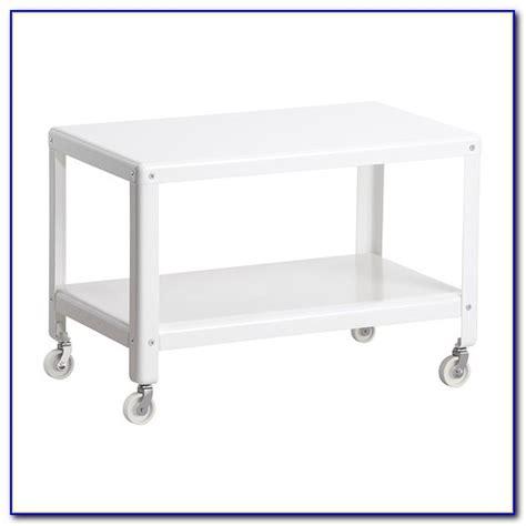 Ikea Computer Desk On Wheels Desk Home Design Ideas