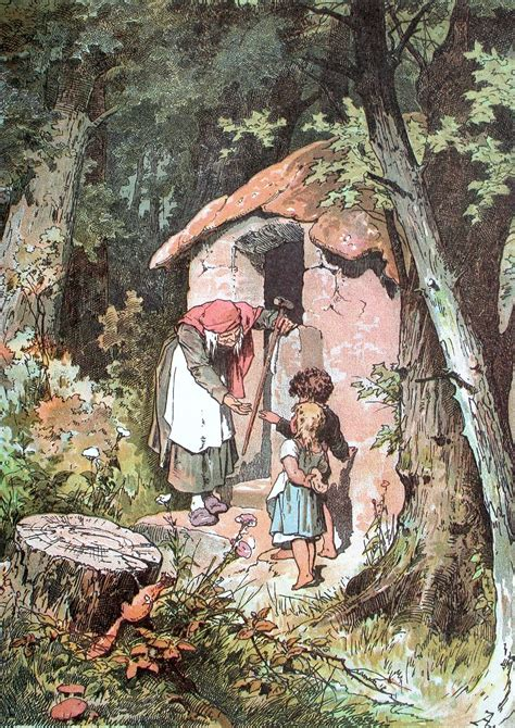 Hansel And Gretel h 228 nsel und gretel