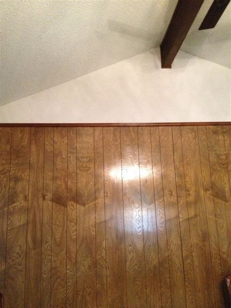 best paint for wood paneling what s the best way to paint over wood paneling