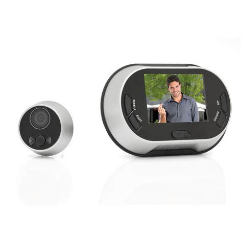 spioncino porta con telecamera spioncino occhiello digitale telecamera lcd 3 5