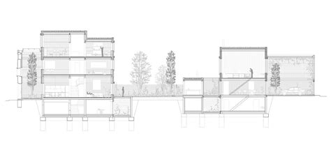 Section H by House 1014 H Arquitectes Archdaily
