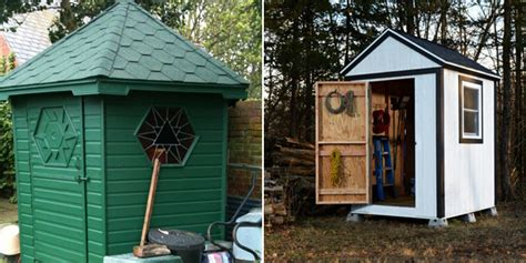 10 easy diy garden sheds you can build yourself