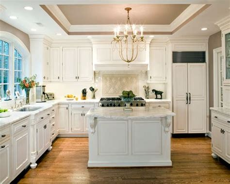 tray ceiling kitchen kitchen tray ceiling houzz