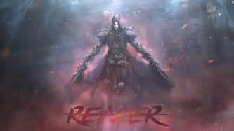 Reaper Overwatch   Games HD 4k Wallpapers