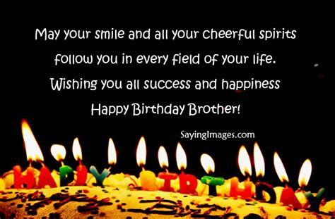 Quotes For Your Brothers Birthday 20 Happy Birthday Wishes Quotes For Brother 187 Annportal