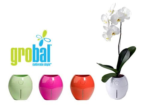 Grobal Self Watering Planter by