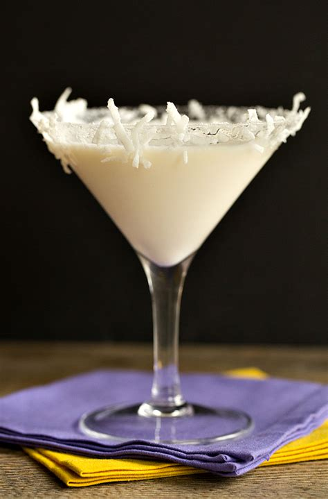 martini coconut coconut vodka martini
