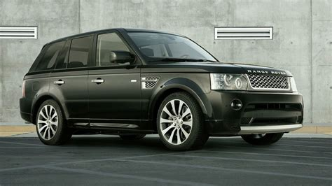Range Rover Limited Editions by 2010 Range Rover Sport Autobiography Limited Edition