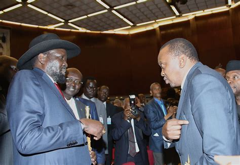 South Sudan News Today | breaking south sudan president kiir orders arrest of two