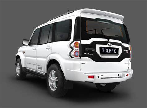 mahindra scorpio car price list mahindra scorpio price specs review pics mileage in india