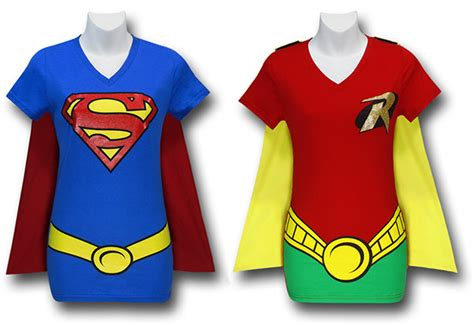 T Shirt Robin Yellow juniors v neck caped costume t shirts