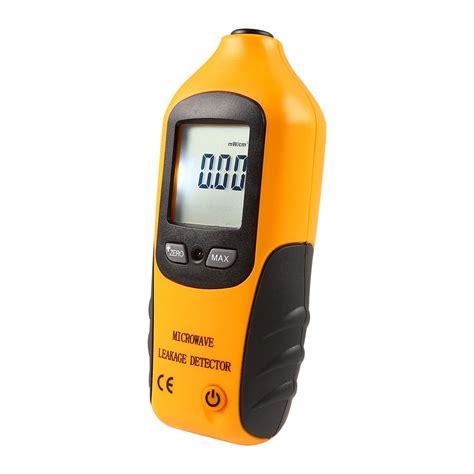 Digital Microwave Leakage Radiation Meter Detector Alat Ukur Radiasi portable digital microwave leakage radiation detector meter 0 9 99mw cm 178 3d printing arduino