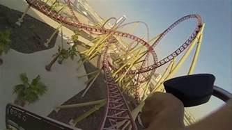 World Dubai Rides Velociraptor Rollercoaster Img World Dubai