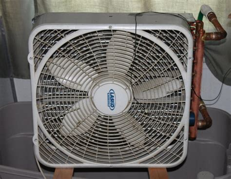 Basic House Plans Free home cooling using lawn irrigation water and a heat exchanger