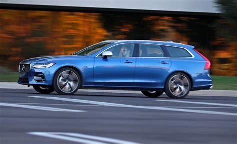 Volvo V90 by 2018 Volvo V90 T6 Awd
