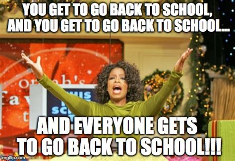 School Today Meme - back to school today imgflip