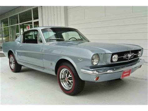 1965 mustang gt fastback for sale 1965 ford mustang gt for sale classiccars cc 861470