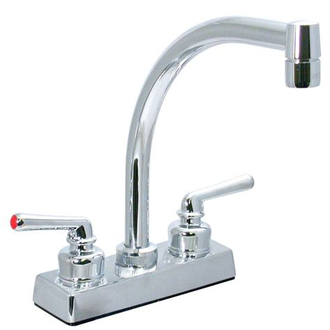 Rv Faucets by Faucets 4 Quot Dual Handle Rv Bar Faucet Hi Arc