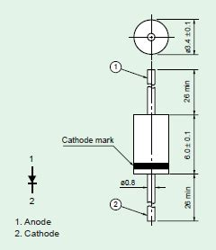 diode stripe anode cathode fcc technician question of the day t6b06