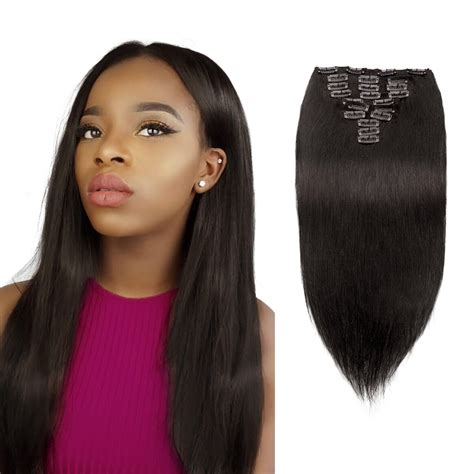 usa clearance sales clip in hair extensions 3 4 clip in hair extensions