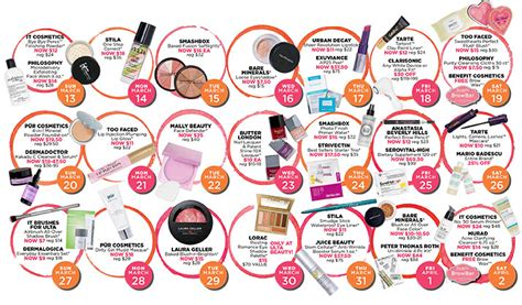 Ulta S Day Sale Coming Again This Ulta S 21 Days Of Sale