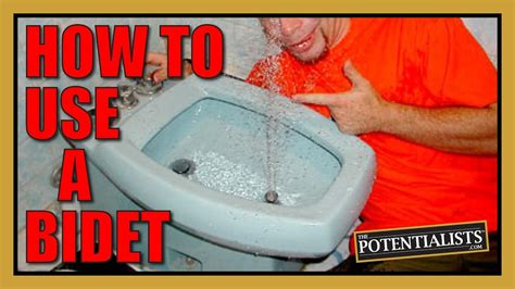 how to use a bidet properly how to use a bidet season 1 episode 34