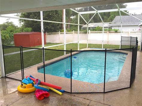 pool fence installation merritt island baby barrier of central florida