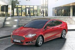 Ford Mondeo 2015 2015 Ford Mondeo Magazin Car