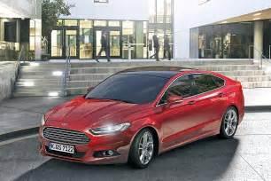 2015 ford mondeo magazin car
