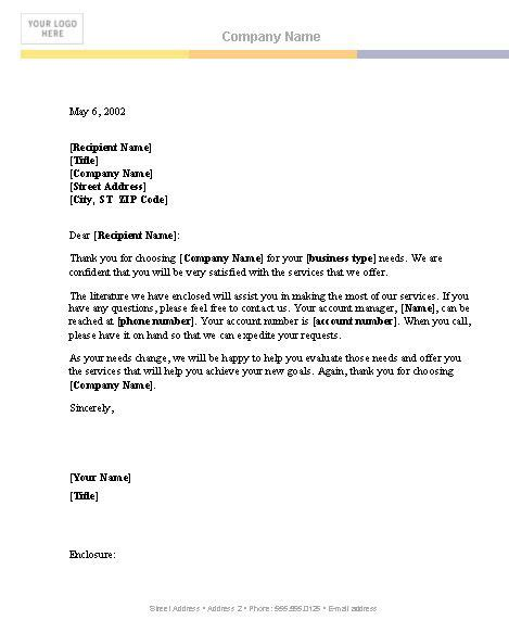 17 best ideas about business letter template on pinterest