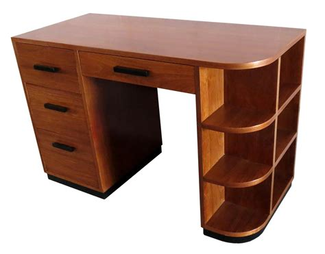 american desk american art deco desk by modernage new york modernism