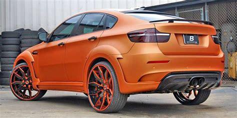 Bmw   Orange   X6 Series   car gallery   Forgiato