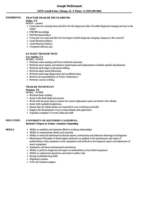 Trailer Mechanic Sle Resume by Top Heavy Equipment Operator Description Sle Construction Diesel Engine Design Engineer