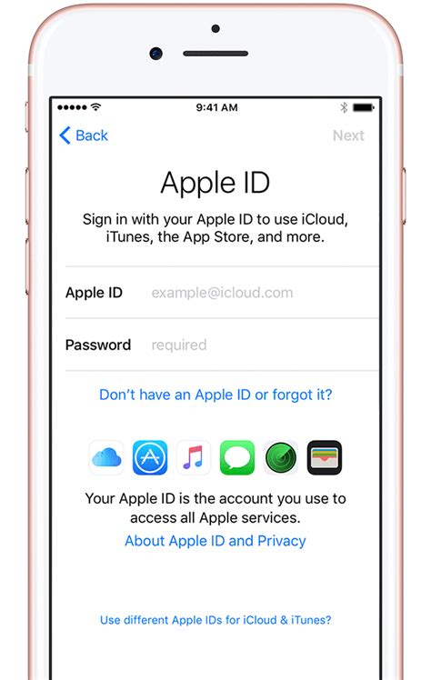 how do you make a apple id without credit card set up your iphone and ipod touch apple support