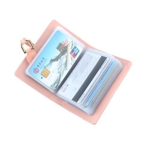 dompet kartu wanita bahan nubuck jakartanotebook