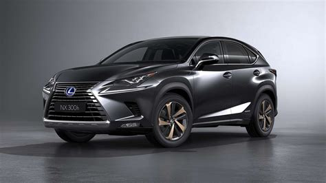 lexus crossover updated lexus nx crossover debuts at shanghai auto show