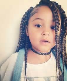 Black Kid Hairstyles by Best 25 Goddess Braids Ideas On Goddess Braid