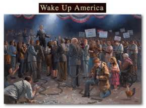 wake up america the forgotten man one nation under god