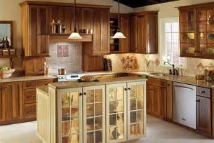 kraft kitchen cabinets بصراحة أنا بحب كتير هيدول يلي بيجوا بنص المطبخ وبحسن حلوين
