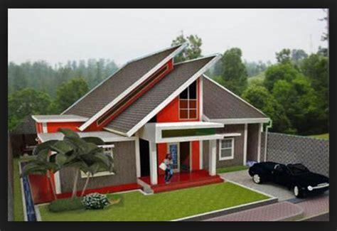 berbagai bentuk model atap rumah dan jenis material mengenal aneka jenis bahan atap rumah minimalis modern