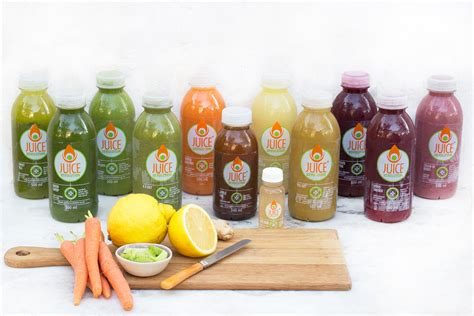 Five Day Detox Juice by 5 Day Juice Cleanse Juice Revolution