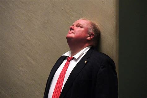 rob ford on thursday at the economic club rob ford lied several