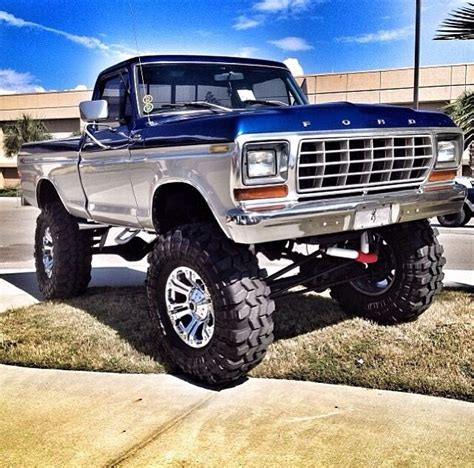 1000  ideas about Old Ford Trucks on Pinterest   Ford