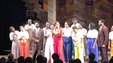the color purple broadway cast a tribute to prince from the cast of the color purple