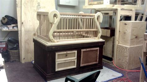Made Cribs by Custom Baby Crib By Decoretz Inc Custommade