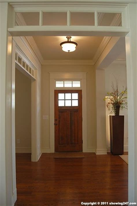 Interior Doors With Transom Best 25 Craftsman Style Interiors Ideas On Craftsman Style Craftsman Style Houses