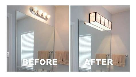 hollywood bathroom lights install a bathroom light yourself louie lighting blog