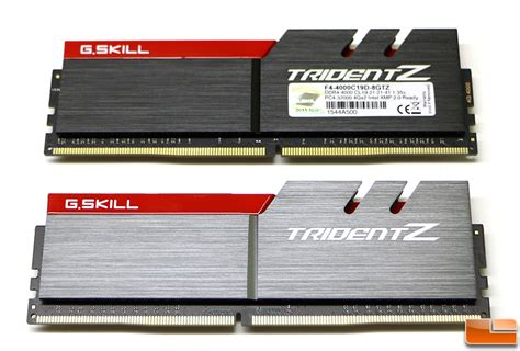 g skill trident z 4000mhz ddr4 memory kit review page 5