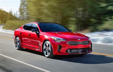 Kia Stinger 2020 Update by 2020 Kia Stinger Gt S Sedan Specification Review And