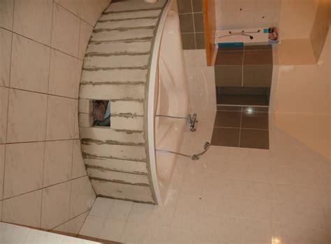 wc ombouw tegelen verbouwing badkamer